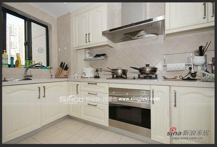 欧式 四居 厨房图片来自用户2772856065在简欧15的分享