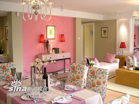 其他 三居 餐厅图片来自用户2771736967在舒适浪漫、细腻精致-迷人的样板间87的分享