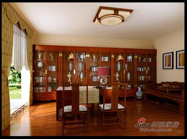 简约 一居 书房图片来自用户2559456651在海淀区温泉镇北晨香麓73的分享