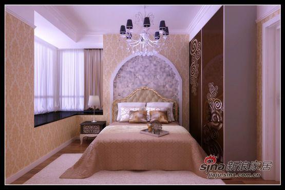 欧式 三居 卧室图片来自用户2772856065在我的专辑762138的分享