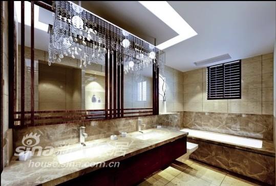 简约 别墅 卫生间图片来自用户2558728947在阳光闲庭24的分享