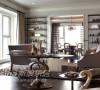 设计师力推纽约复古低调奢华婚房19