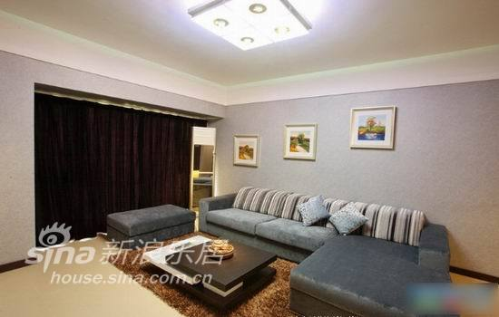 简约 三居 客厅图片来自用户2557010253在清新简约完美靓家26的分享