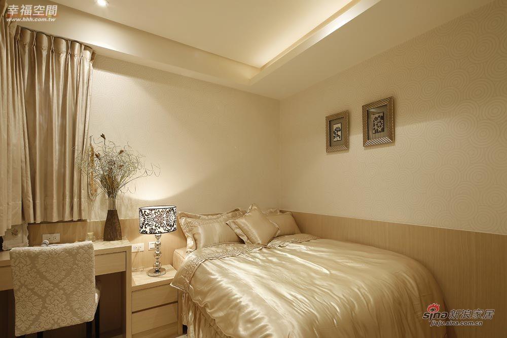 新古典 四居 卧室图片来自幸福空间在148平三十年代欧式古典风格95的分享