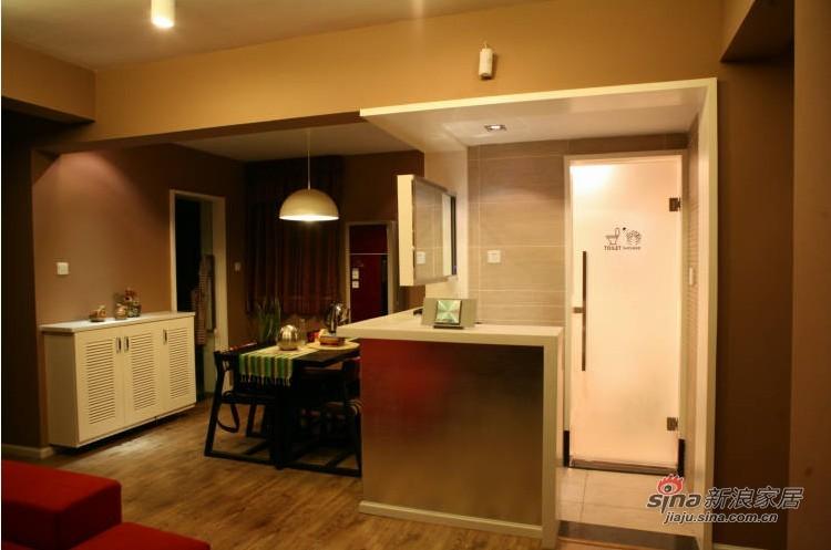 港式 二居 厨房图片来自用户1907650565在晒80平超温馨简约新婚小屋61的分享