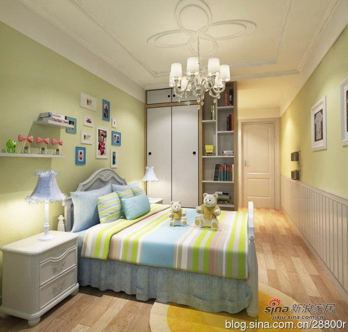 欧式 三居 卧室图片来自用户2745758987在我的专辑805540的分享