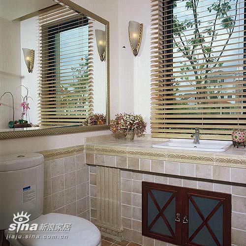 欧式 三居 卫生间图片来自用户2746869241在至美欧式装修图片22的分享