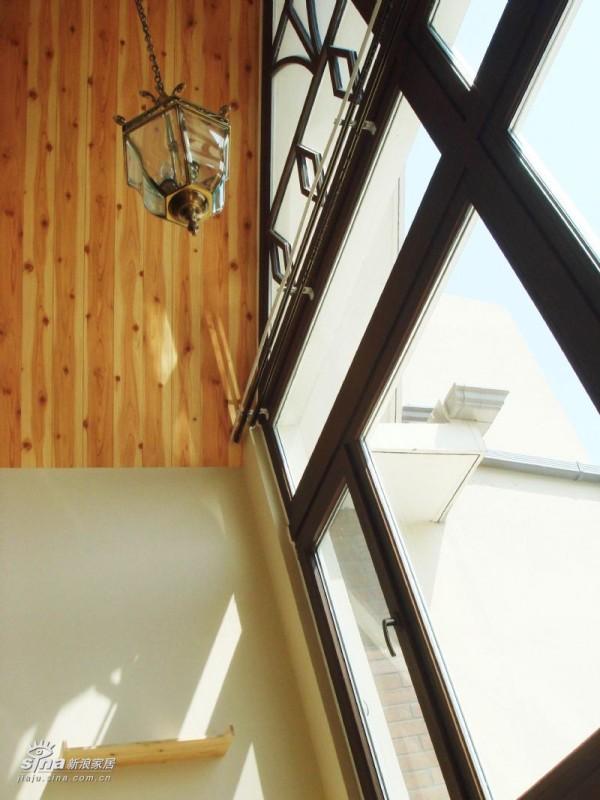 阳光房顶部