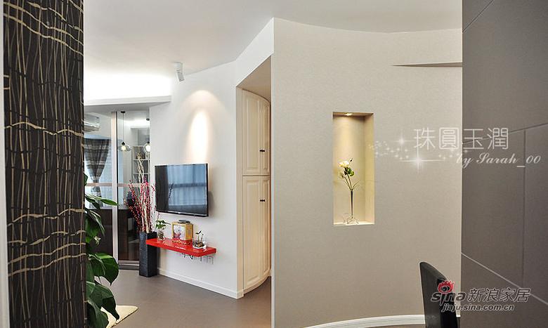简约 二居 客厅图片来自用户2738813661在【高清】12万打造90平现代简约婚房90的分享