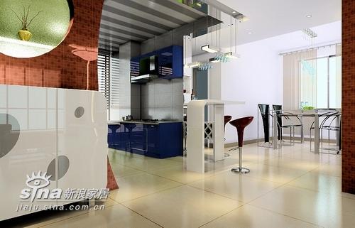 简约 四居 餐厅图片来自用户2738093703在金色晓岛187的分享