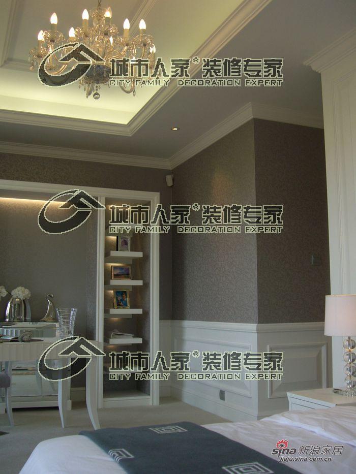欧式 别墅 卧室图片来自用户2557013183在天津城市人家——蓟县别墅简欧风格26的分享