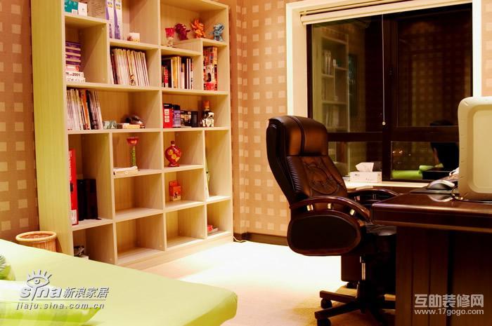 简约 别墅 书房图片来自用户2557979841在fb的阳光屋28的分享