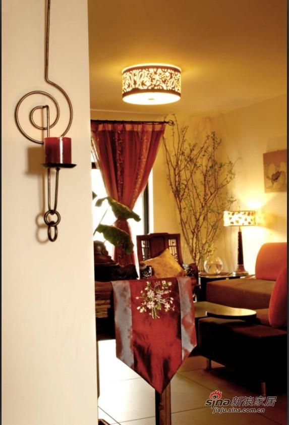 中式 四居 客厅图片来自用户1907661335在卓锦城130平米中式四居55的分享