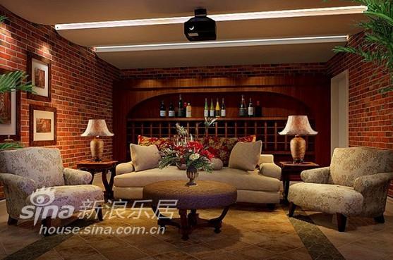 欧式 别墅 客厅图片来自用户2746869241在古朴雅致的欧美乡村风45的分享