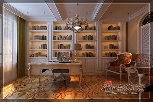 现代 四居 客厅图片来自用户1907684993在成功人士书香气质四居94的分享