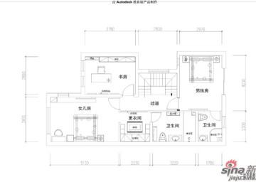 16.8万打造企业老总钟爱的中式家装79