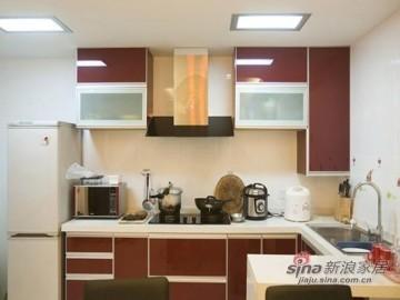 精装110平米现代简约二居室26
