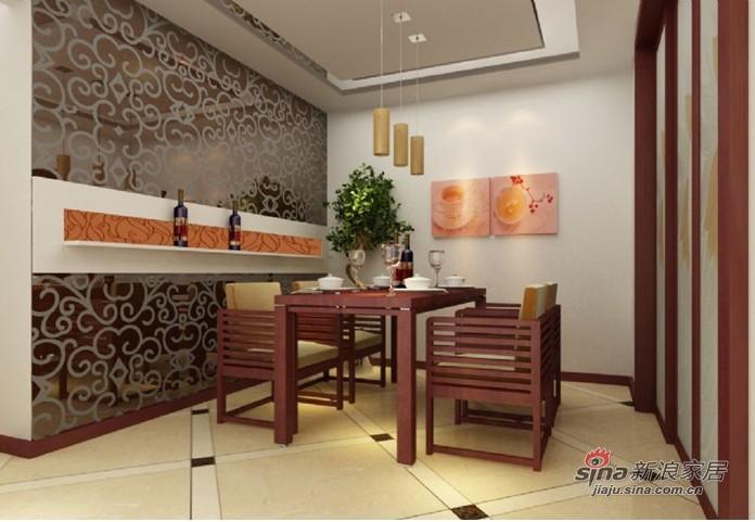 简约 三居 餐厅图片来自用户2737759857在长房时代城22的分享
