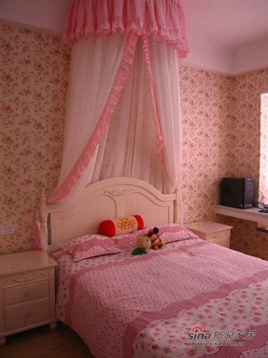 其他 其他 卧室图片来自用户2557963305在漂亮美眉98平3口3居小田园美家82的分享