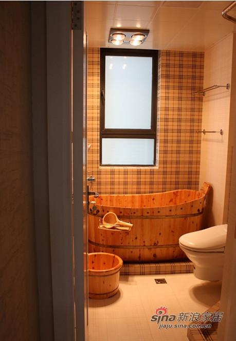 卫生间 浴盆 紧凑 暖色图片来自用户2772873991在卫生间的分享