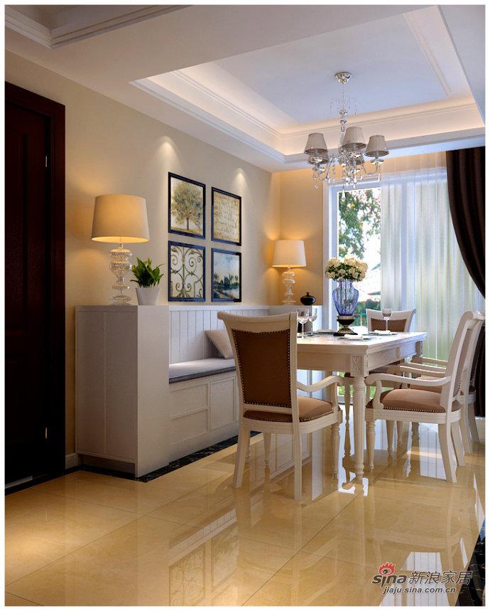 欧式 四居 厨房图片来自用户2746889121在生活味--217平简欧四居设计70的分享