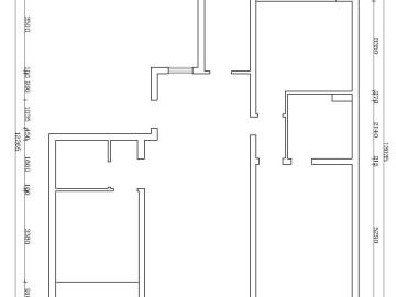 保利罗兰(130平米)现代简欧设计案例99