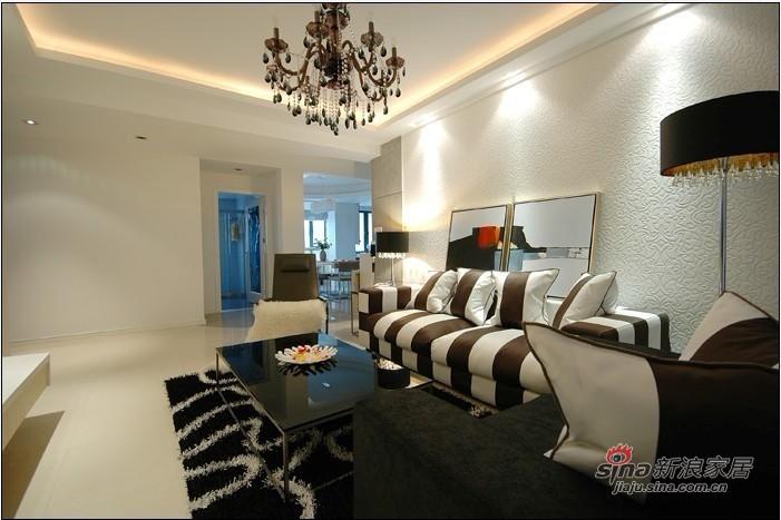 简约 三居 客厅图片来自用户2737786973在实景8.8万打造130平现代简约四口之家71的分享