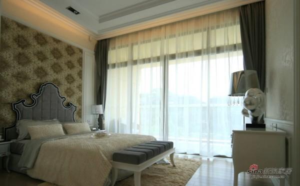 四海逸家一期 卧室