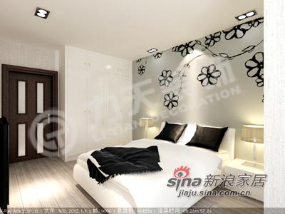 简约 一居 卧室图片来自阳光力天装饰在适合具有艺术细胞 品味独特的你30的分享
