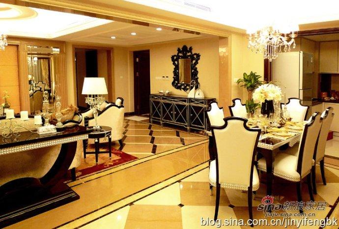 欧式 其他 客厅图片来自用户2746948411在180方三房两厅城市奢华风格搭配中国风80的分享