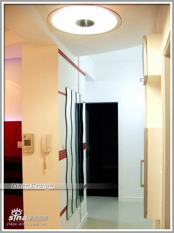 简约 四居 楼梯图片来自用户2558728947在红白黑的经典90的分享