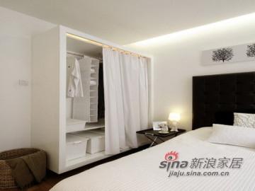资深设计师6万搭配完美百平简约时尚三居室64