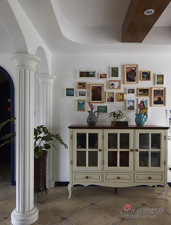 地中海 三居 客厅图片来自用户2757320995在【高清】夫妻150平地中海浪漫3居室54的分享