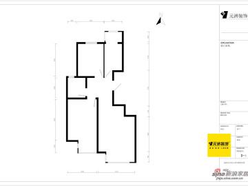 4万打造117平米润枫领尚现代简约风格三居88