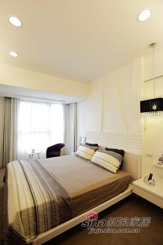 简约 三居 卧室图片来自用户2739153147在墙面玩收纳 留白让生活更精彩20的分享