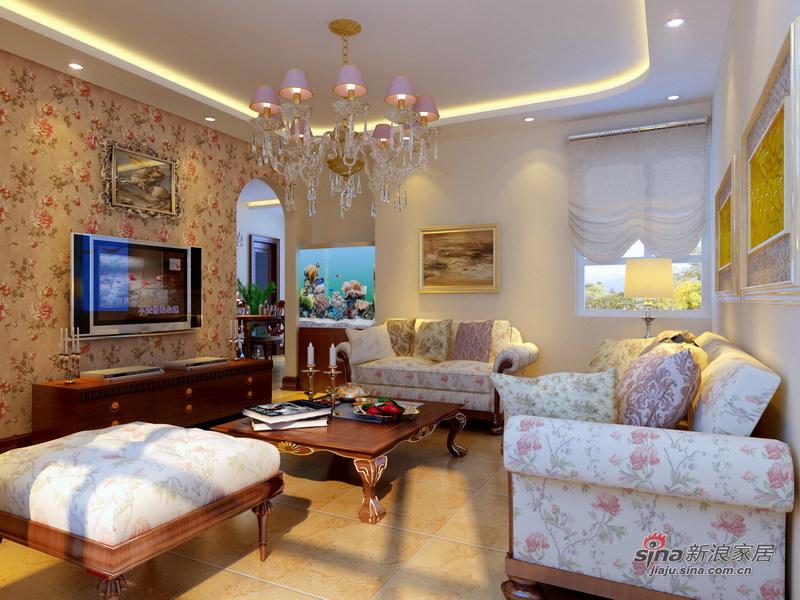 田园 二居 客厅图片来自用户2737946093在我的专辑981375的分享