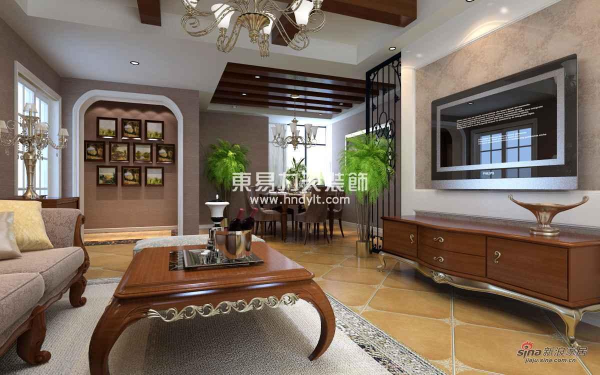 美式 三居 客厅图片来自用户1907685403在午后阳光62的分享