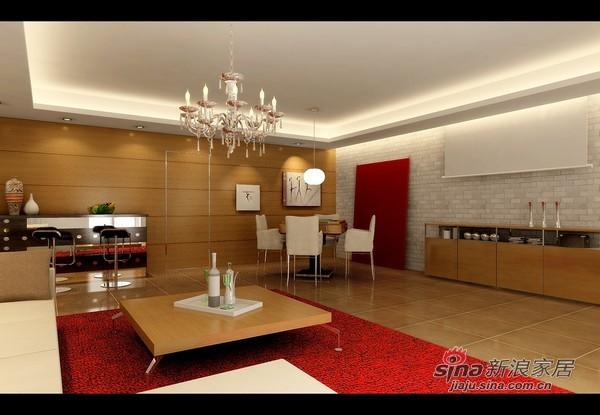 简约 一居 客厅图片来自用户2556216825在跳跃红色挑逗新经典71的分享