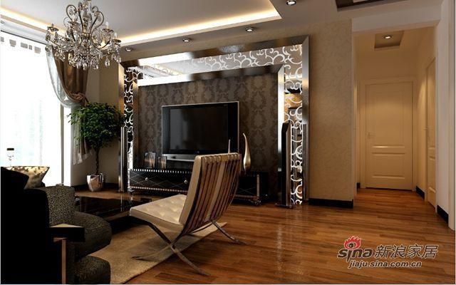欧式 三居 客厅图片来自用户2746889121在欧美风情32的分享