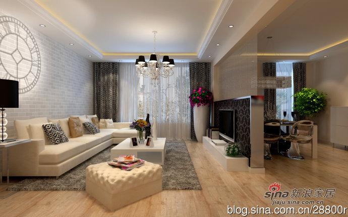 简约 二居 客厅图片来自用户2737782783在我的专辑830178的分享