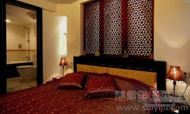 其他 其他 卧室图片来自用户2737948467在当中式风格遇见东南亚风情88的分享
