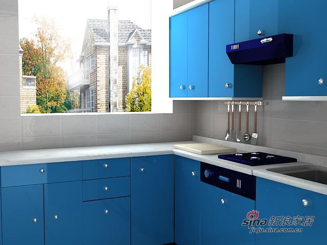 简约 二居 厨房图片来自用户2559456651在室内设计效果图60的分享