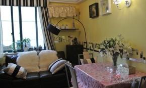 简约 一居 餐厅 屌丝 80后图片来自用户2739153147在新婚小夫妻5万打造56平三口之家79的分享