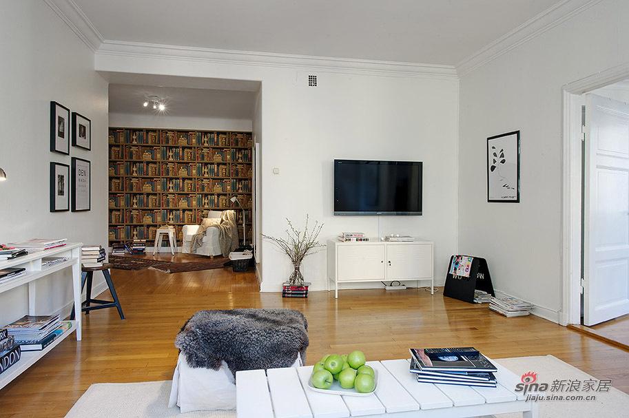 北欧 三居 客厅图片来自用户1903515612在绅士男136平高品味明亮公寓85的分享