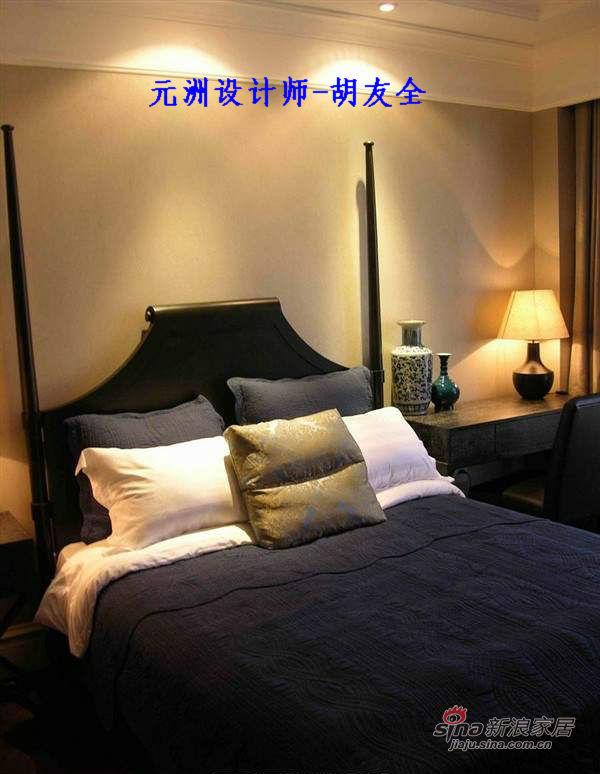 欧式 三居 卧室图片来自用户2757317061在嘎纳35号190平米简约欧式66的分享