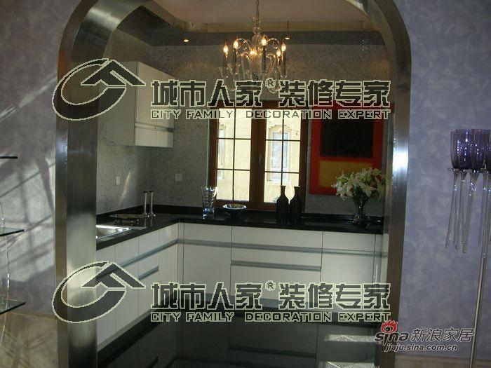 欧式 别墅 厨房图片来自用户2746953981在我的专辑454886的分享