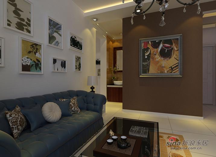 简约 三居 客厅图片来自用户2738829145在沈阳实创装饰93的分享