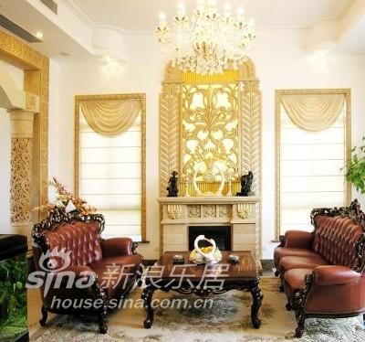 欧式 别墅 客厅图片来自用户2746869241在是有福设计-欧式89的分享