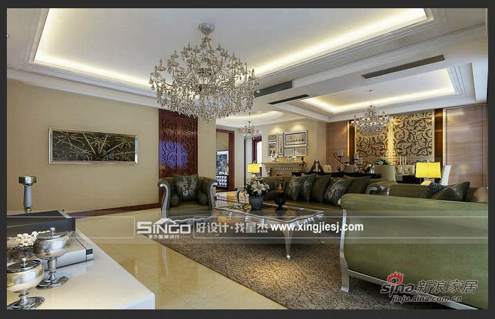 其他 四居 客厅图片来自用户2558746857在新巴洛克风格 现代元素感观88的分享