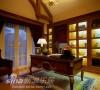 十芳殿多款书房装修设计 带你领略书房魅力
